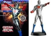 Eaglemoss DC Comics Super Hero Figurine Collection #068 Captain Atom