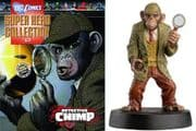 Eaglemoss DC Comics Super Hero Figurine Collection #069 Detective Chimp