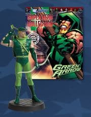 Eaglemoss DC Comics Super Hero Figurine Collection #007 Green Arrow