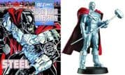 Eaglemoss DC Comics Super Hero Figurine Collection #075 Steel