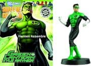 Eaglemoss DC Comics Super Hero Figurine Collection #083 Kyle Rayner Green Lantern