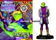 Eaglemoss DC Comics Super Hero Figurine Collection #091 Brainiac 5