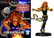 Eaglemoss DC Comics Super Hero Figurine Collection #097 Cheetah Girl