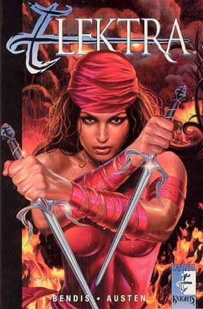 Elektra Graphic Novel TP Trade Paperback Marvel Comics