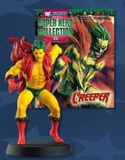 Eaglemoss DC Comics Super Hero Figurine Collection #024 The Creeper