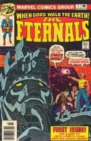 Eternals Comics (1976 Series)