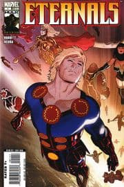 Eternals Comics (2008 Series)