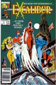 Excalibur Comics (1988 Series)