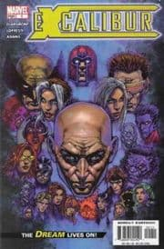 Excalibur Comics (2004 Series)