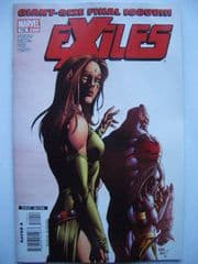 Exiles #100 Giant-Size Final Issue