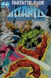 Fantastic Four: Atlantis Rising