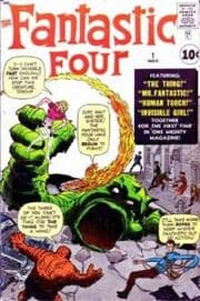 Fantastic Four Comics (1961 Series)