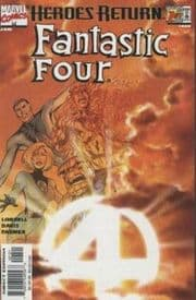 Fantastic Four Comics (1998 Series)