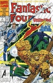 Fantastic Four Unlimited Comics