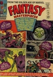 Fantasy Masterpieces Comics (1966 Series)