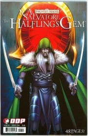 Forgotten Realms The Halfling's Gem #1 First Print (2007) R.A. Salvatore Devil's Due Publishing comic book