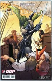 Forgotten Realms The Halfling's Gem #2 First Print (2007) R.A. Salvatore Devil's Due Publishing comic book