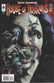 Gene Simmons House Of Horrors Volume #1 Graphic Novel IDW Publishing