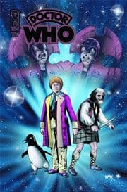 Grant Morrison's Doctor Who #2 (2008) IDW Publishing comic book