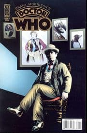 Grant Morrison's Doctor Who Comics