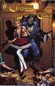 Grimm Fairy Tales #11 Zenescope comic book