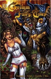 Grimm Fairy Tales #13 Zenescope comic book