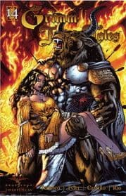 Grimm Fairy Tales #14 comic book