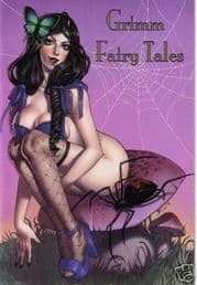 Grimm Fairy Tales #16 Miss Muffett Gold Foil Wizard World Texas Variant comic book Ltd 500