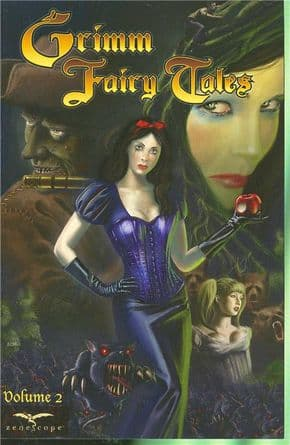 Grimm Fairy Tales Trade Paperback Volume 2 Graphic Novel