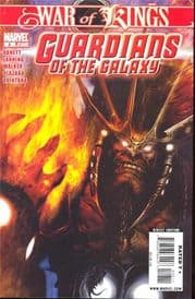 Guardians Of The Galaxy #8 (2008) Marvel comic book