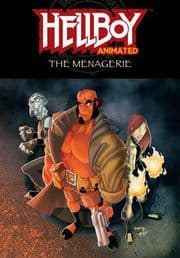 Hellboy Animated Vol 3 The Menagerie Trade Paperback TP Dark Horse comic book