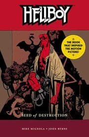 Hellboy Graphic Novels