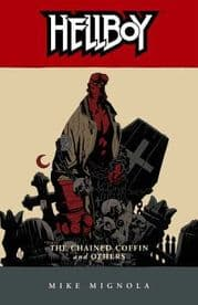 Hellboy The Chained Coffin & Others Graphic Novel Trade Paperback Mike Mignola Dark Horse Comics