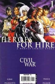 Heroes for Hire Comics (2006 Series)