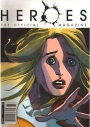 Heroes Official Magazine #3 PX Variant Cover Titan Magazines