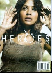 Heroes Official Magazine #7 (2008) Previews Exclusive PX Variant Titan Magazines