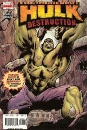 Hulk Destruction Comics