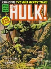 Hulk Magazines, The