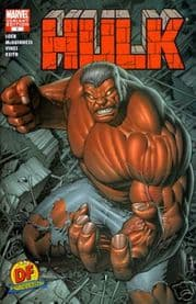 Hulk Red Comics (2008 Series)