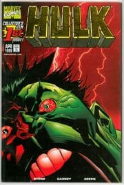 Incredible Hulk #1 Gold Foil Variant Dynamic Forces DF COA Marvel comic book