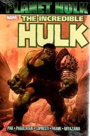 Incredible Hulk Graphic Novels