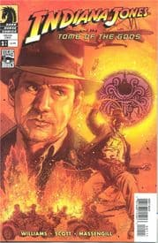 Indiana Jones & Tomb Of The Gods #1 (2008) Dark Horse comic book