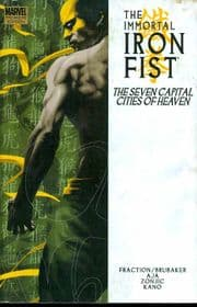 Iron Fist Graphic Novels