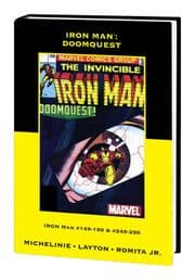 Iron Man Graphic Novels