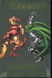 Iron Man vs. Doctor Doom Doomquest Hardcover