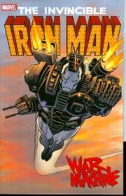 Iron Man War Machine Trade Paperback TPB Marvel Comics US Import