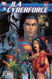 JLA One Shot Comics