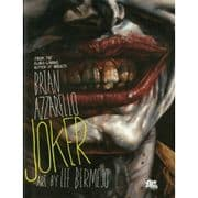 Joker Hardcover HC Graphic Novel DC comics