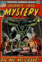 Journey Into Mystery (1972 Series)