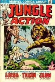 Jungle Action (1972 Series)